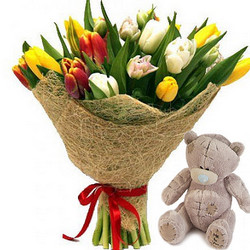 Bouquet for 8th of March!