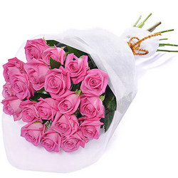 "Bouquet of roses ""Be with you"""