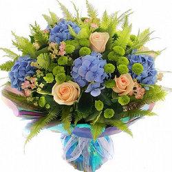 "Bouquet ""Еmerald"""