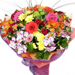 "Bouquet ""Waltz of the Flowers"""