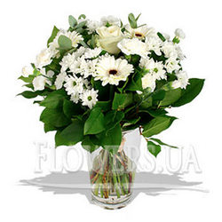 The white boquet Europe