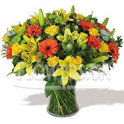 European bouquet