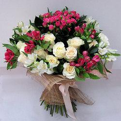 "Bouquet ""Fragile tenderness"""