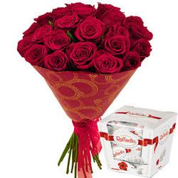 """Bouquet  """"Gentle velvet"""""""