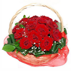 "Basket of roses ""Legend"""