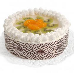 "Cake ""Mosaic"""