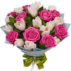 """Romantic bouquet """"To My Queen"""""""