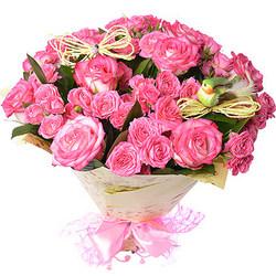 """Romantic bouquet """"Flirt"""""""