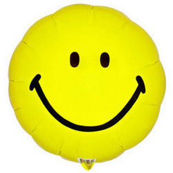 "Foil balloon ""Smile"""