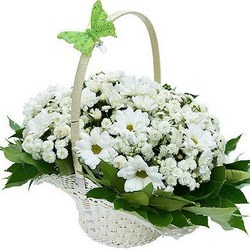 "Basket ""Little Angel"""