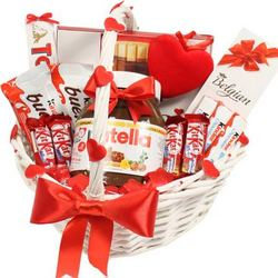 "Gift Basket ""For beloved"""