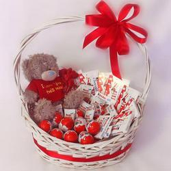 "Gift basket ""Love you!"""