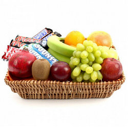 "Fruit basket ""Sweet Life"""