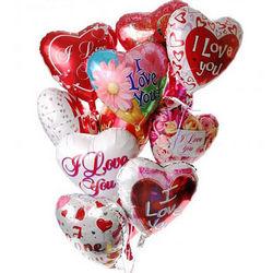 """11 шариков """"Я тебя люблю"""""""