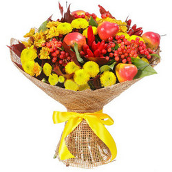 "Bouquet ""Autumn Garden"""