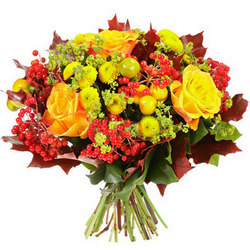 "Bouquet ""Autumn Waltz"""