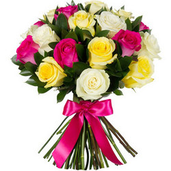"Bright bouquet ""Kaleidoscope"""