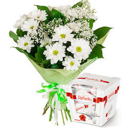 "Bouquet ""Sweet gift"""