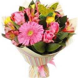 "Bouquet ""European flowers"""