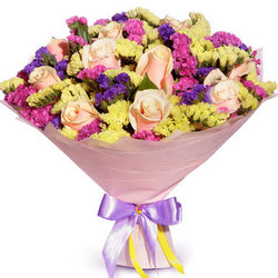"""Romantic bouquet """"All for you!"""""""