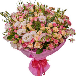 """Delicate bouquet """"Only mine"""""""