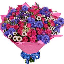 "Bouquet ""Heart of Aphrodite"""