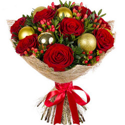 "Bouquet ""Christmas Carnival"""