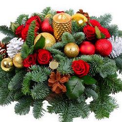 """Composition """"Christmas Fairytale"""""""