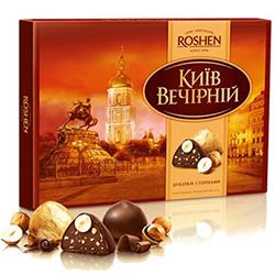 Цукерки - Київ Вечірній