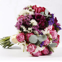 "Bridal bouquet ""Bright Wedding"""