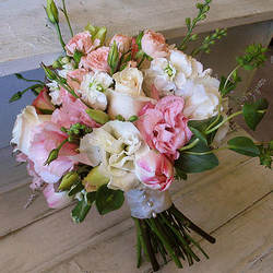 "Bridal bouquet ""Miss Elegance"""