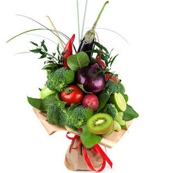 "Vegetable Bouquet ""Summer Mix"""
