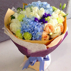 "Bouquet ""Refined mix"""
