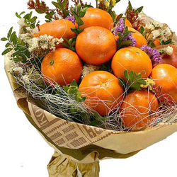 "Fruit bouquet ""Vitamin present"""