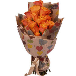 "Bouquet ""Autumn Romance"""