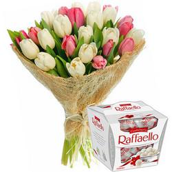 """Delicate bouquet """"Mon amour"""""""
