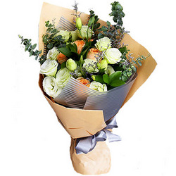 "Stylish bouquet ""Attraction"""