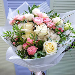 "Stylish bouquet ""Cutie"""