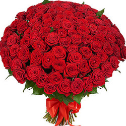 "Bouquet ""101 red roses"""