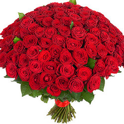 """Bouquet """"151 red roses"""""""