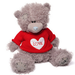 Ведмедик Тедді (великий)