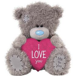 """Мишка Тедди """"I love you"""""""