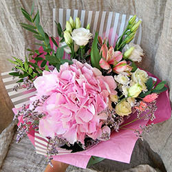 "Bouquet ""Only a dream about you!"""
