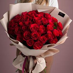 """Букет """"35 червоних троянд"""""""