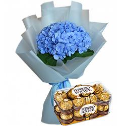 """Romantic bouquet """"Miracle"""""""