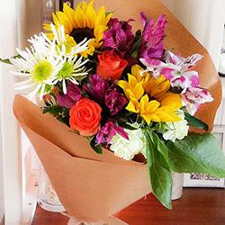 "Bouquet ""July sun"""