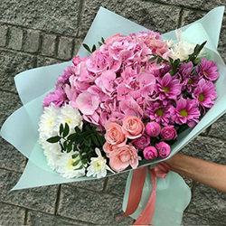 """Romantic bouquet """"Heaven"""""""