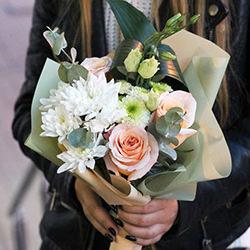 "Bouquet ""Beautiful compliment"""