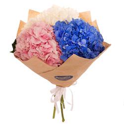 """Delicate bouquet """"Cotton candy!"""""""