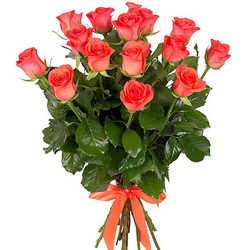"""Bouquet """"Coral Romance"""""""